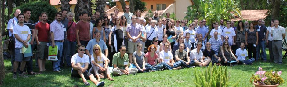 Chaoul 8th Annual Workshop, Hagoshrim 2012