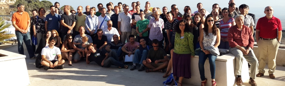 Chaoul 9th Annual Workshop, Nazareth 2013